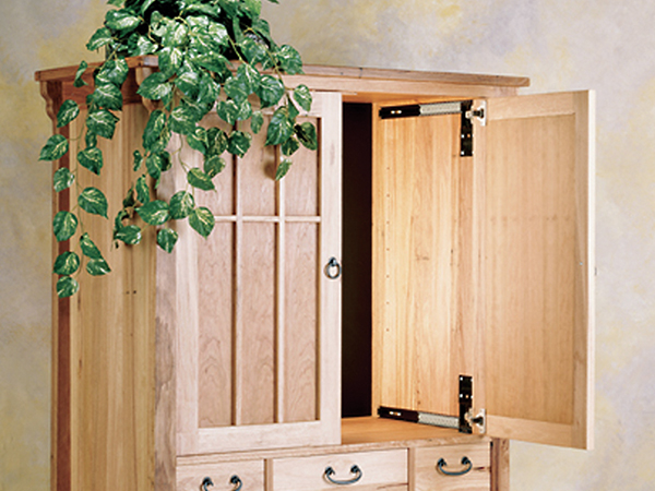 pocket door hinges entertainment center 3