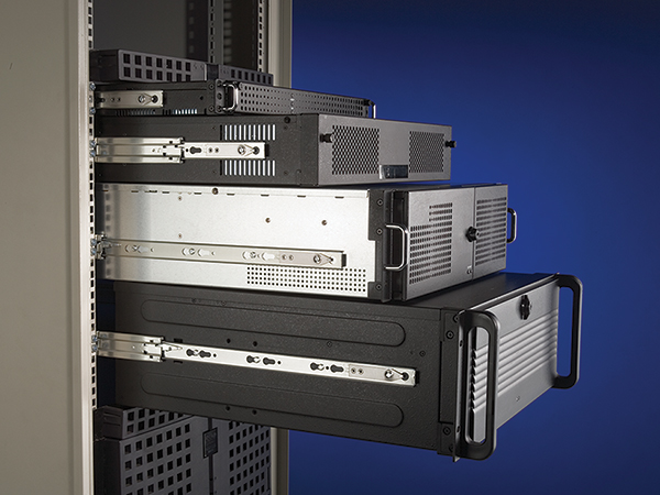 2907WB Adaptable Server Rails