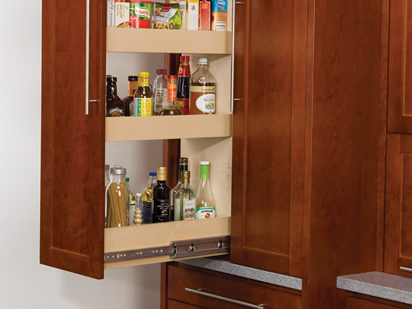9301 Pantry Pull Out Drawer slide image