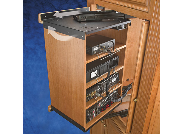 CBMAC-100: Heavy Duty Media Access Center