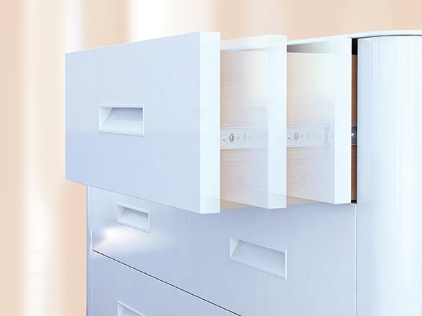 3832EC: Easy-Close Drawer