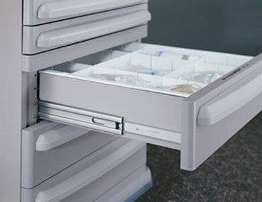 Self Close Drawers