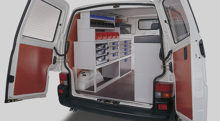 Vehicle Vertical Drawer Slides