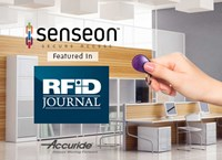Senseon by Accuride featured in RFID Journal