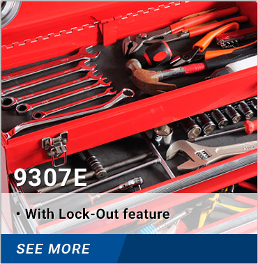 9307E - With Lock-Out feature