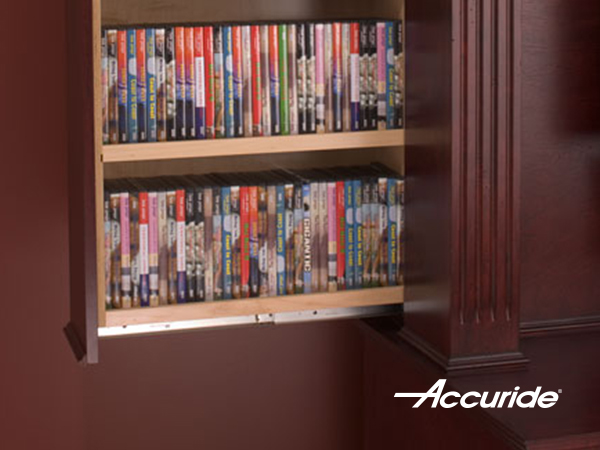 Heavy Duty Pull Out Drawer Slides | Accuride 9307