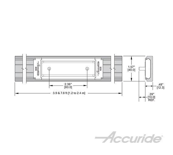 Medium-Duty Linear Track System
