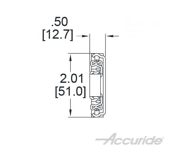 3932 Medium-Duty and Full-Extension Slide
