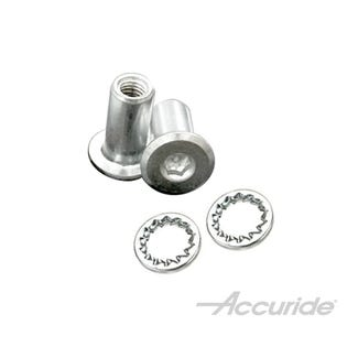 115RC Nuts and Washers for Individual Carriages