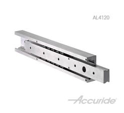 Super Heavy-Duty, Corrosion-Resistant Aluminum Slide (1,212 lbs.,3/4-Extension)