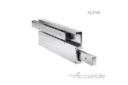 Super Heavy-Duty, Corrosion-Resistant & Full-Extension Aluminum Slide
