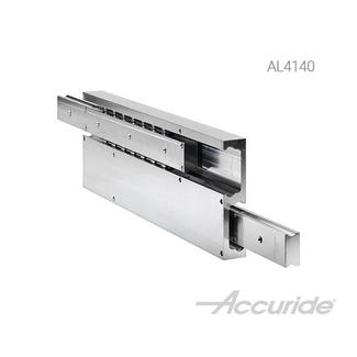 Super Heavy-Duty, Corrosion-Resistant & Full-Extension Aluminum Slide