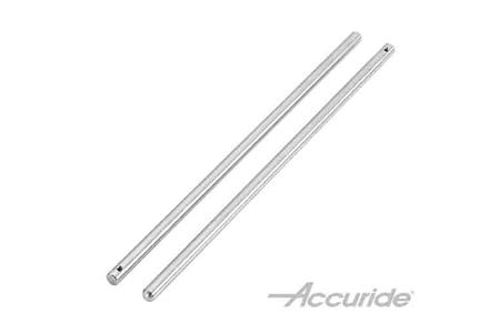 "19.7"" Stainless Steel Rods"
