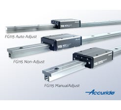 Light-Duty Linear Friction Guide System