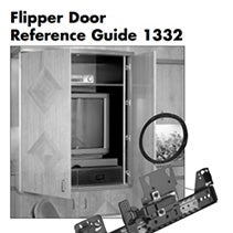 Flipper Door Reference Guide 1332