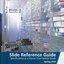 Industrial Slide Reference/Cross Section Guide - 2018